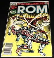 ☆☆ ROM Annual #1  ☆☆ (Marvel) High Grade FREE Shipping