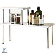 Small Corner Shelf Countertop Organizer Shelves For Kitchen Mini Folding Table