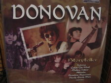 DONOVAN STORYTELLER Hits 2 LP Set 1LP 331/3  & One 45 Speed AUDIOPHILE 180 GRAM