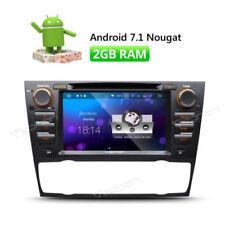 Autoradios et façades android pour véhicule GPS BMW
