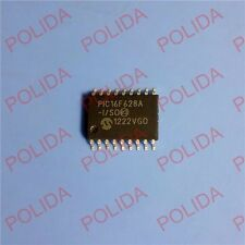 2PCS MCU IC MICROCHIP SOP-18 PIC16F628A-I/SO PIC16F628AT-I/SO
