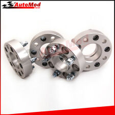 4 Wheel Spacers 35mm 5x114.3 For HubCentric Convert Pre AU Ford Falcon BA BF FG