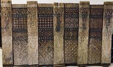 Antique Toraja Panel - Unique Indonesian Craft - Century Old