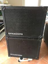 Dynacord PFE 200 400 Watt 15/3 Boxen Eminence Visaton Fane pa boxen