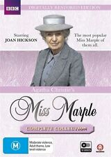 Agatha Christie's Miss Marple: The Complete Collection NEW R4 DVD