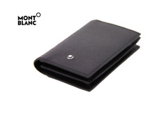 MONTBLANC SARTORIAL BUSINESS CARD HOLDER 113223 with Free Gift