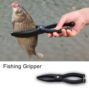 Fischgreifer Fischgripper Landehilfe Lip Grip Landezange Catcher Fish Clamp DE