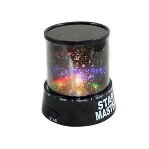 Star Master Nachtlicht Projektor Sternenhimmel Rom