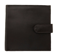 NEW HAND MADE BROWN LEATHER SHOTGUN CERTIFICATE HOLDER FIREARM LICENCE WALLET