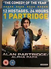 Steve Coogan ALAN PARTRIDGE: ALPHA PAPA ~ 2013 Comedy | UK DVD w/ Slipcover