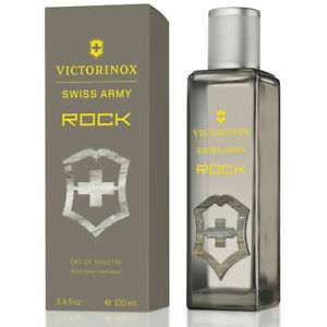 SWISS ARMY ROCK edt Cologne for Men 3.3 / 3.4 oz New in Box