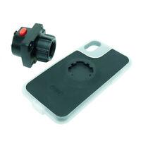 Tigra Protège Pluie Mountcase 2 Avec 25mm Douille Pour Apple iPhone X