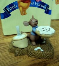 DISNEY Pooh and Friends I STIRRED IN AN EXTRA BIT OF LOVE FOR YOU Figurine / Box