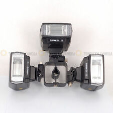 3 in 1 All-metal Tri-Hot Shoe Mount Adapter for Flash Holder Bracket Light Stand