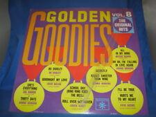 Golden Goodies Vol. 8  - VARIOUS ARTISTS : CHUCK BERRY BO DIDDLEY [INV-11]