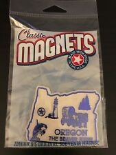 classic magnets Oregon the beaver state new