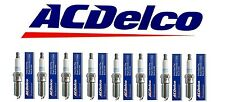 ACDelco 41-993 19256067 Iridium Spark Plugs 8 PC