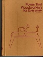 Power Tool Woodworking for Everyone by R.J.Christoforo