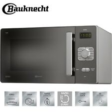 Bauknecht MW 85 MIR Mikrowelle mit Grill-Funktion 25 L Garraum Auftaufunktion