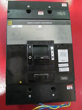 Square D Mhl366001685 Circuit Breaker 600 Amp 600 V 3 Pole With Auxiliary