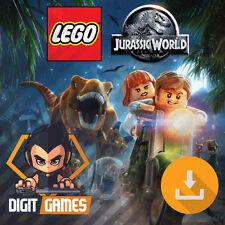 LEGO Jurassic World - Steam Key / PC & Mac Game - New [NO CD/DVD]