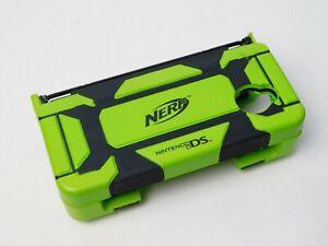 Nintendo DS Lite NERF Case, Green