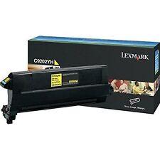 Lexmark Tonerkassette in Gelb