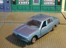 NOREV JET-CAR, PEUGEOT 604 SL 1975/78 bleu clair métal 1/43ème