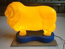 GOLDEN FLEECE LGE RAM BAR LIGHT UP SIGN PERFECT FOR COLLECTOR MAN CAVE