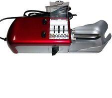 Macchinetta elettrica TRITURATRICE automatica tabacco tubi vuoti di sigarette