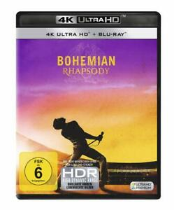 Bohemian Rhapsody [4K Ultra HD Blu-ray/NEU/OVP] Biopic -Freddie Mercury & Queen