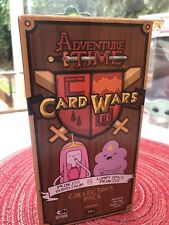 RARE ADVENTURE TIME CARD WARS COLLECTORS PACK GAME CARTOON NETWORK CRYPTOZOIC