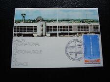 FRANCE - carte 1er jour 9/6/1979 (salon aeronautique) (cy46) french