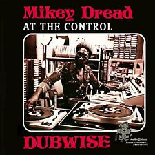 LP MIKEY DREAD DREAD AT THE CONTROL DUBWISE  LTD  RED VINYL  180 G DUB