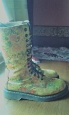 Rare vintage size 6 Little Flowers Dr Martens, fab condition, made in England