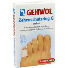 Gehwol polimero GEL dita dei piedi protezione Anello G MINI 2st PZN 4393870