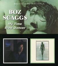 Boz Scaggs - My Time / Slow Dancer [New CD]