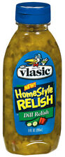 Vlasic Squeezable Homestyle Relish Dill Relish