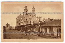 Pinsk Belarus postcard Kathedrale (216)