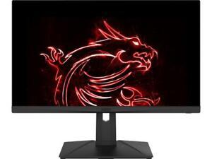 """MSI Optix G273QPF 27"""" WQHD 2560 x 1440 (2K) 165Hz 1ms GTG Rapid IPS, HDMI, Displ"""