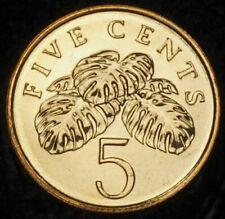 Singapore Asian Coins