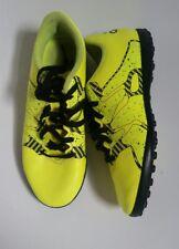 Ragazzi Adidas Calcio Scarpe da ginnastica Boot UK 2 EU 34