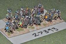 15mm medieval / mongol - heavy 15 figures - cav (27393)