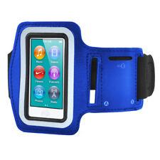 Sport Laufen Arm Band Tasche Gehaeuse fuer Apple iPod Nano 7 & Schluesselsp R8C6