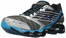Mizuno Wave Prophecy 5 Men Atomic Blue Running Shoes Size 7.5 New!
