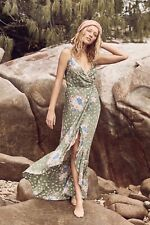 Auguste the Label {Brand New} Eve Market Maxi Dress Olive (Sizes UK/AU 6,8,10)