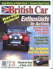 British Car Magazine December 1997 Triumph TR6 EX No ML 053017nonjhe