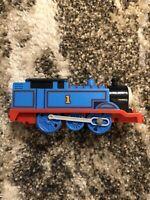 Thomas The Train #1 Motorized TrackMaster Battery 2009 Blue Engine Tank tested