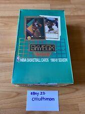 1990-91 Skybox SERIES 2 NBA Basketball Factory Sealed Box MICHAEL JORDAN
