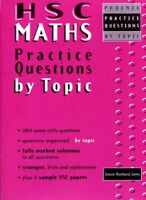 HSC Maths (2U) Practice Questions by Topic - Hsc Maths